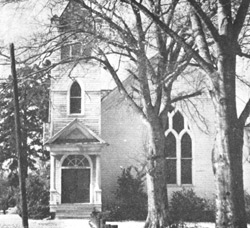 Methodist Church - built 1878